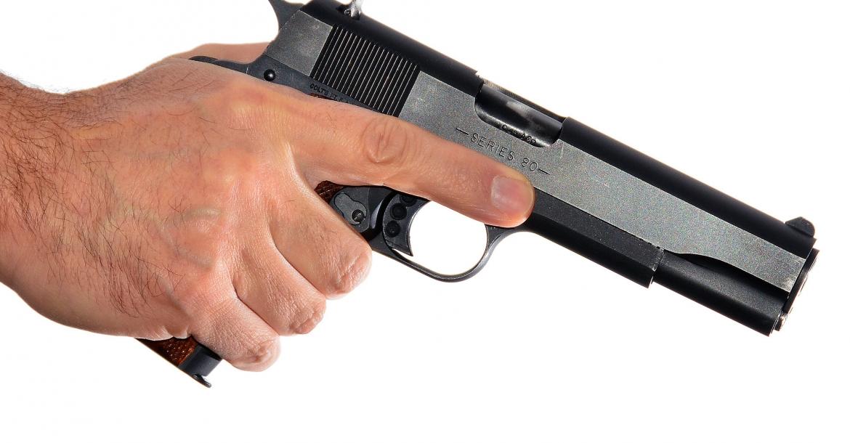 Tecnica: l'accertamento dello stato della pistola semiautomatica