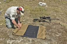 The Boyt Harness Company's Bob Allen Tactical BAT900 Shooting Mat can be described in four words: comfortable, rugged, practical