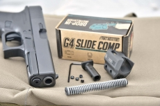 Brownells: Strike Industries G4 SlideComp, il compensatore per Glock... facile facile!