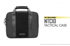 The Nitecore NTC10 Tactical Case
