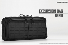 The Nitecore NEB10 Excursion Bag