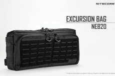 The Nitecore NEB20 Excursion Bag