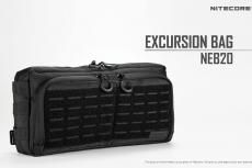 La borsa da escursione Nitecore NEB20