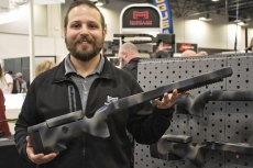 McMillan Z1 and Z10 universal fiberglass stocks for Remington 700 actions