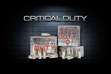 Hornady obtains an FBI Contract for 9mm Critical Duty Ammunition