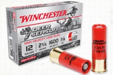 Newly developed Winchester Deer Season slug coming Fall 2018