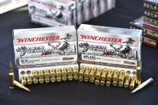 Munizioni Winchester Deer Season XP Rifle e Deer Season Copper Impact