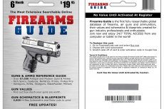 The 8th edition of the Firearms Guide, published by Impressum Media, is now available