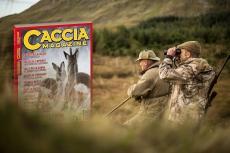 Caccia Magazine, la nuova rivista di caccia e cultura venatoria