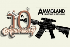 AmmoLand Shooting Sports News celebrates ten years of publishing