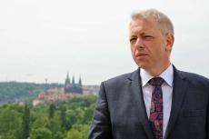 Milan Chovanec, Ministro dell'Interno della Repubblica Ceca