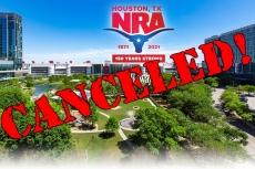 NRAAM 2021 canceled!