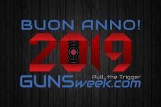 Auguri di Buon Anno da GUNSweek.com!
