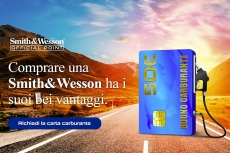 Carbura con Smith & Wesson
