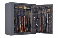 Legge in pillole: custodia delle armi in cassaforte