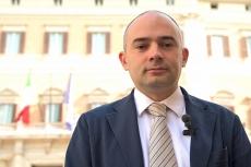 L'Onorevole Gianluca Vinci (Lega)