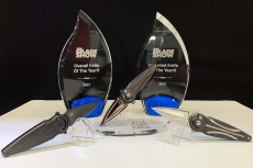 FOX Saturn folding knive: the 2021 Knife of the Year!