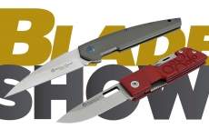 Maserin D-DUT and Solar folding pocket knives score big at the Blade Show!