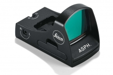 Leica introduces the Tempus ASPH red dot sight