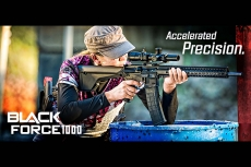 Nikon Sport Optics introduces the BLACK riflescope series