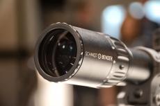 Schmidt & Bender EXOS 3-21x50 and PM II 1-8x24 Shortdot Dual CC riflescopes