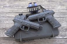 Beretta APX Combat e Beretta APX RDO: evoluzione della specie