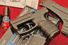 Walther PDP: the OC pepper spray pistol from Umarex