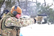 A Canik TP9 SF pistol among the finalists for the Danish Army