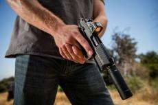 FN 502, nuova pistola tattica... in calibro .22 Long Rifle!