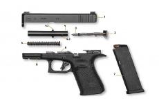 Glock 46: arriva un'austriaca rototraslante?