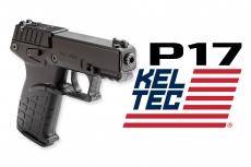 Kel-Tec P17: a new .22 Long Rifle semi-automatic pistol on the block!