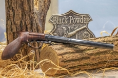 Pedersoli Cook Underhammer pistol