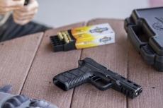 Rock Island Armory STK100: la pistola a percussore lanciato... diversa