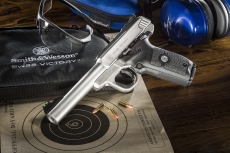 Smith & Wesson launches the SW22 Victory Target model pistol