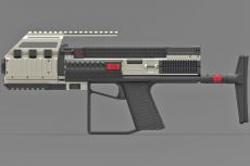 La pistola Bullpup di Tecnostudio Engineering a IWA 2018