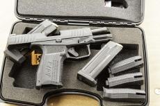 Pistola Rex Firearms Delta a percussore lanciato