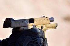 Pistola Beretta APX, nuove varianti