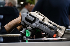 Chiappa Rhino airsoft and airgun revolver variants