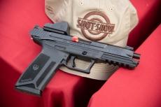 Nuova pistola Ruger-57 in calibro 5.7x28 mm