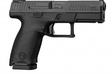 P10C, CZ's new striker-fired pistol