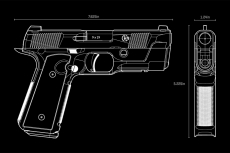 Hudson Manufacturing's new H9 pistol