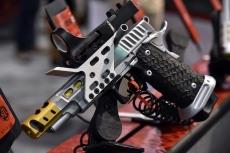STI's DVC Steel pistol