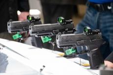 SIG Sauer P320 RXP optics ready pistols