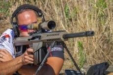 Barrett M82A1, ora anche in Italia