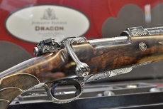 Johann Fanzoj DRACON rifle: not just a hunting gun…