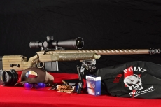 Remington 40X Stars and Stripes
