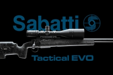 Sabatti Tactical EVO: the evolution of precision rifle shooting