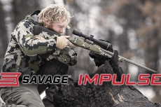 Savage Impulse: the All-American Straight-Pull rifle