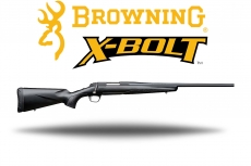 Browning X-Bolt Compo Black bolt-action hunting rifle: a classic, revised
