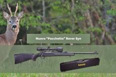 Pacchetto Sabatti Rover Syn con ottica Konus Pro Plus 3-12x50